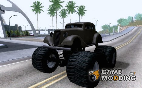 Monster Hustler for GTA San Andreas