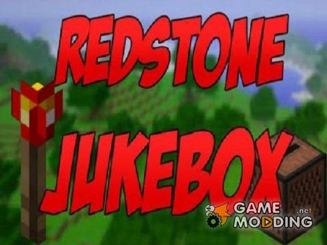 Redstone Jukebox для Minecraft