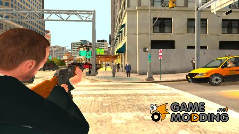 Max Payne 3 Weapon Sounds for GTA 4