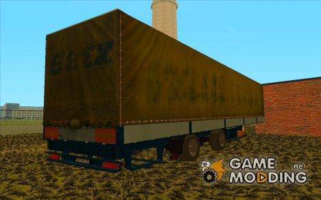 Прицеп Betz for GTA San Andreas
