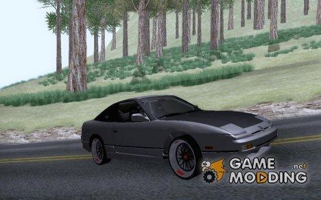 Nissan 200SX Turbo для GTA San Andreas