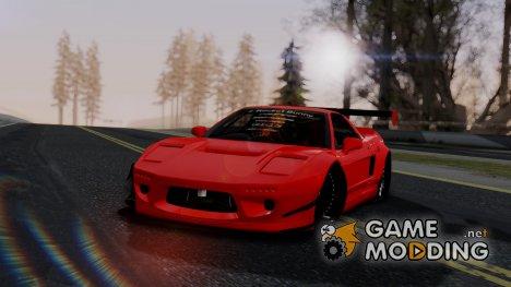 Honda NSX-R Rocket Bunny for GTA San Andreas