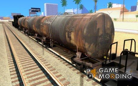 Грузовой вагон для перевозки жидкостей для GTA San Andreas
