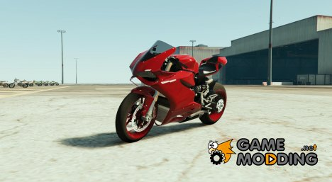 Ducati 1299 Panigale for GTA 5