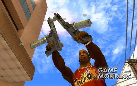 Tec 9 for GTA San Andreas