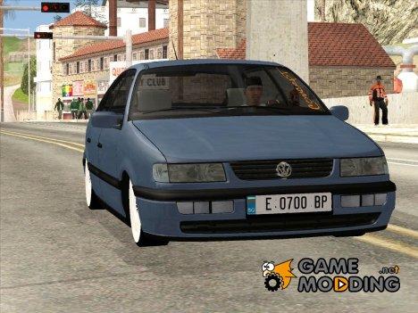 Volkswagen Passat B4 Gl 1999 для GTA San Andreas