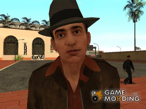 Marty from Mafia II for GTA San Andreas