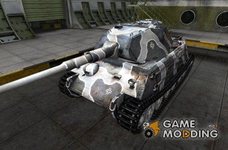 Шкурка для VK4502(P) Ausf A for World of Tanks