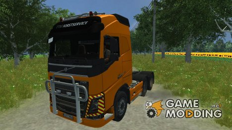 Volvo FH 16 2012 для Farming Simulator 2013