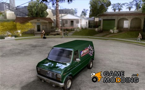 Ford E-150 Short Version v2 для GTA San Andreas