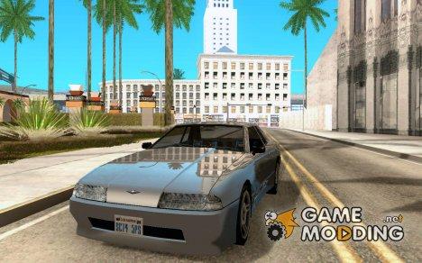 Elegy Style for GTA San Andreas