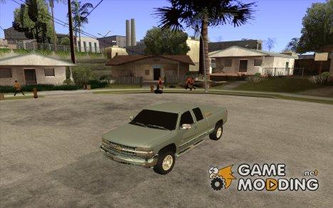 Chevrolet Silverado 2000 для GTA San Andreas
