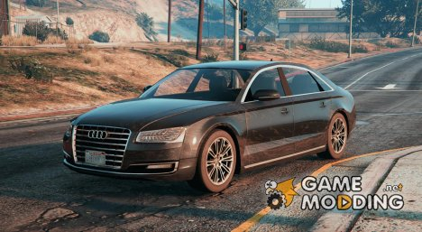2015 Audi A8 for GTA 5
