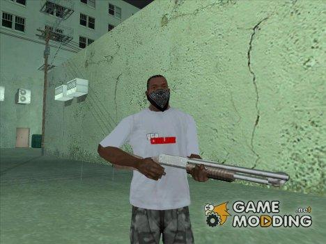 GTA Online shirt for GTA San Andreas