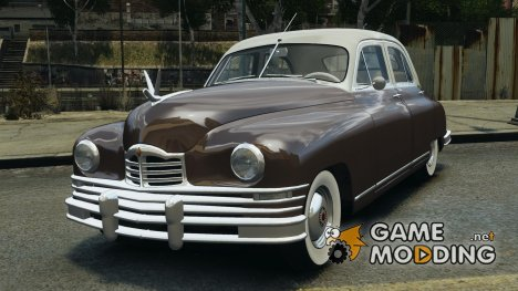 Packard Eight 1948 для GTA 4