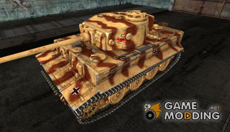 PzKpfw VI Tiger 13 for World of Tanks