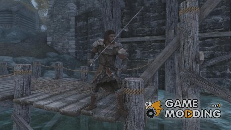 Master of Weapons - Fishing Rod for TES V Skyrim