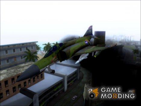 F-4 Vietnam War Camo for GTA San Andreas