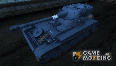 Шкурка для AMX 13 75 №31 for World of Tanks