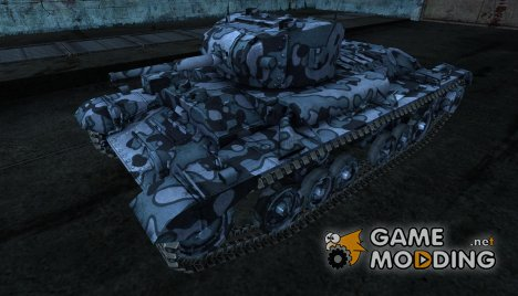 Валентайн Rudy 6 for World of Tanks