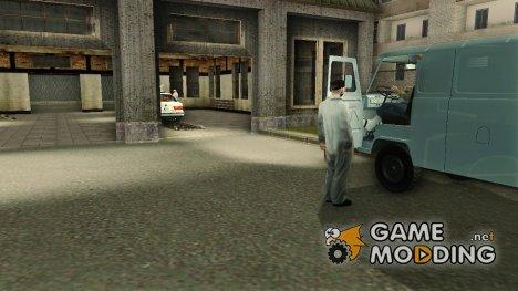 Оживление Автосервиса в Криминальной России для GTA San Andreas
