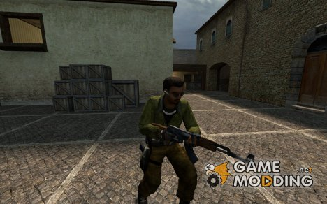 Rugged L33T для Counter-Strike Source
