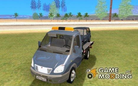 ГАЗель 3302-14 Эвакуатор для GTA San Andreas