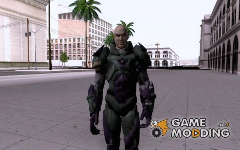 Lex Luthor from Mortal Kombat vs DC Universe для GTA San Andreas