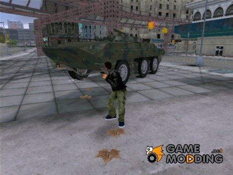 БМП-2 для GTA 3