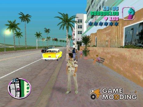 Одежда из Сан Андреса II для GTA Vice City
