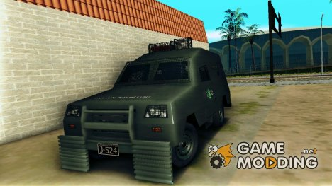Zorrillo FF.EE for GTA San Andreas