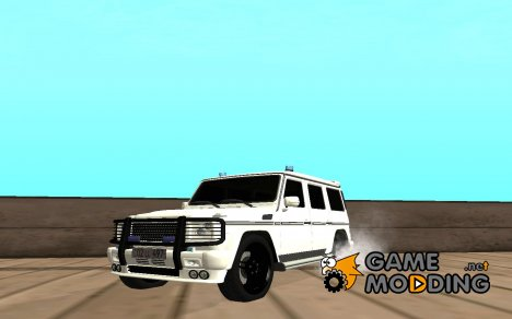 Mersedes  Benz  G500 for GTA San Andreas
