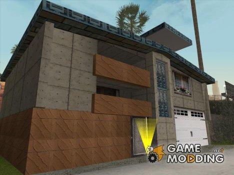 New santa maria house for GTA San Andreas