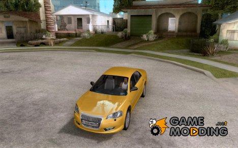 ГАЗ Volga Siber 2.5 AT for GTA San Andreas