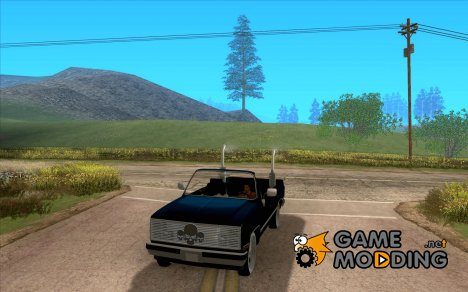 GMC: The control s mario for GTA San Andreas