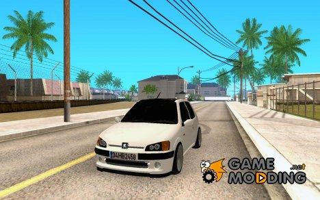 Peugeot 106 GTi Tuning for GTA San Andreas