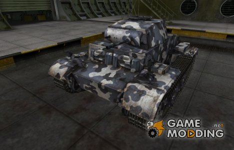 Немецкий танк PzKpfw II Ausf. J for World of Tanks