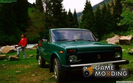 Загрузочный экраны Автомобили СССР for GTA San Andreas