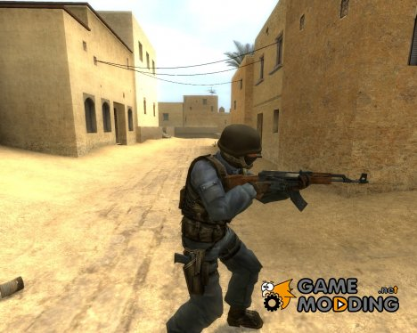 Default Gign :no Fake: для Counter-Strike Source