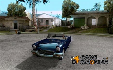 Ford Thunderbird 1957 for GTA San Andreas