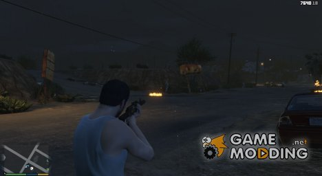 Ped Riot Mode (Мод хаоса) v0.1	   for GTA 5