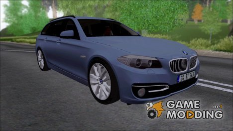 Bmw 530d F11 (Facelift) for GTA San Andreas