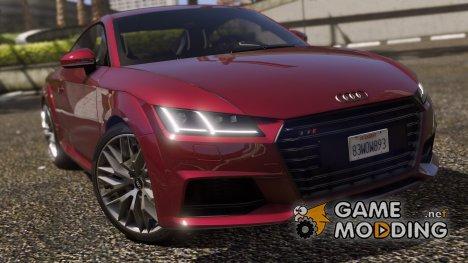 Audi TTS 2015 v0.1 для GTA 5