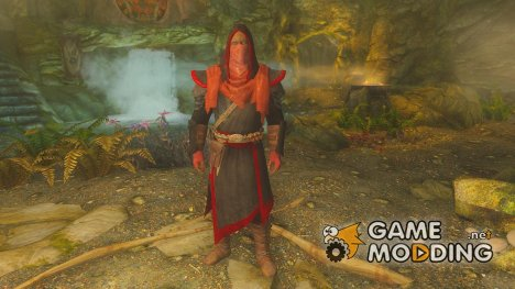 ArmorMod The Traveler and the Assassin для TES V Skyrim