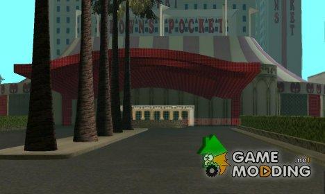 Покупка парковки for GTA San Andreas