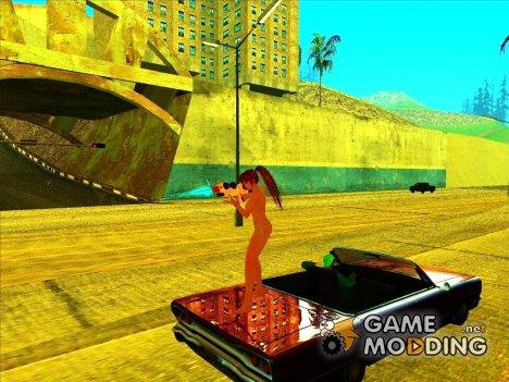 Красочный ENB для очень слабых ПК для GTA San Andreas