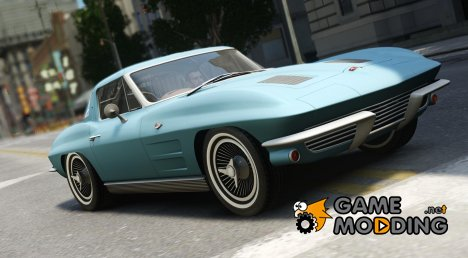 Chevrolet Corvette Stingray for GTA 4
