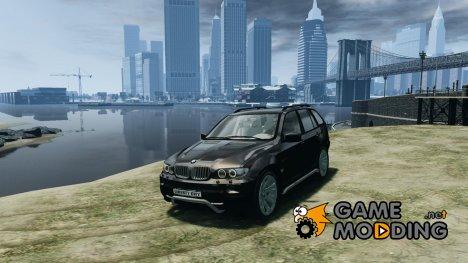 BMW X5 for GTA 4