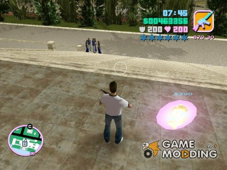 Save 100% in Starfish Island for GTA Vice City