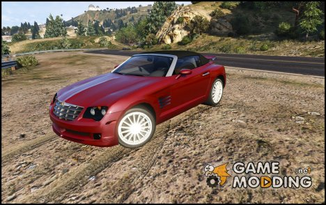 Chrysler Crossfire Roadster 1.0 for GTA 5